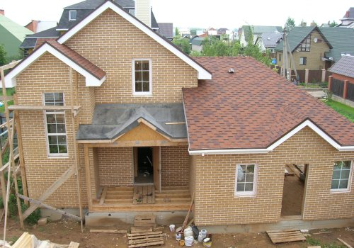 Проекты каркасного дома