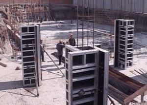 Технология монолитного строительства